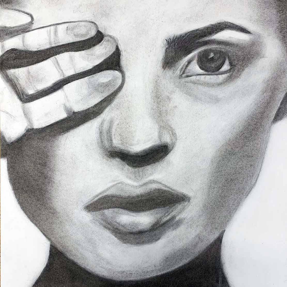 Shelford Girls' Grammar student artwork