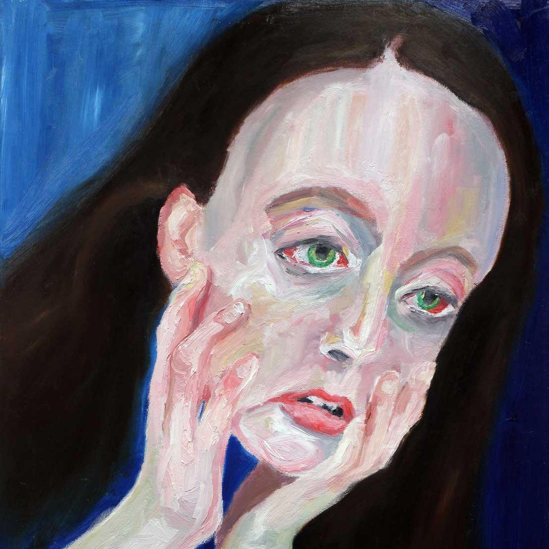 Ivanhoe Girls' Grammar School student artwork
